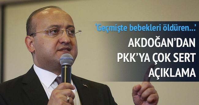 PKK'ya çok sert açıklama