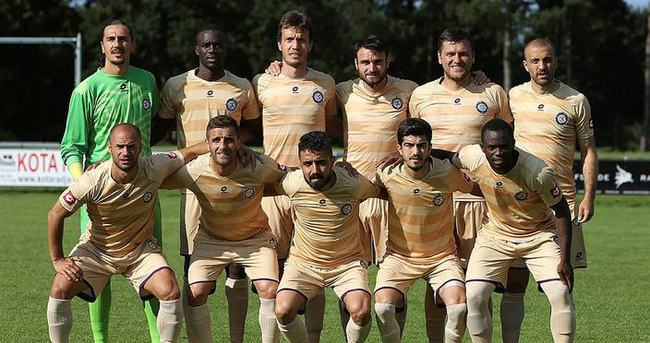 Osmanlıspor, Willem II sınavında
