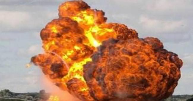 Telabyad'da iki büyük patlama