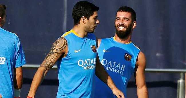 Luis Suarez'den flaş Arda açıklaması