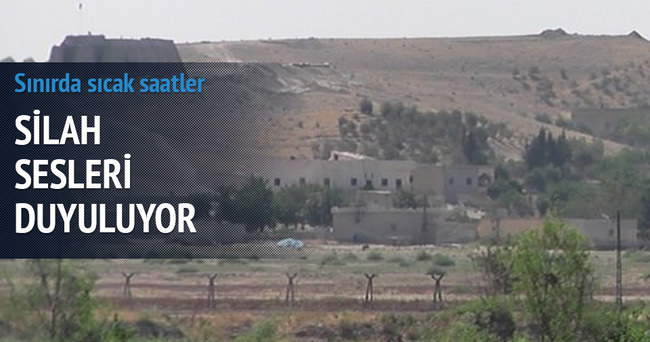 Sınıra yakın binada 4 DAEŞ'li kadın