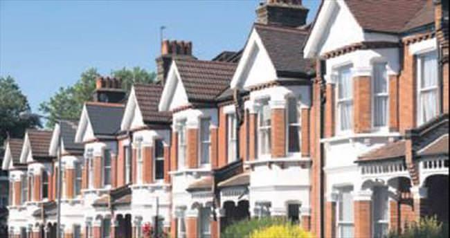 İngiltere'de ev fiyatları uçtu