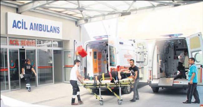 Çankırı'da trafik kazası