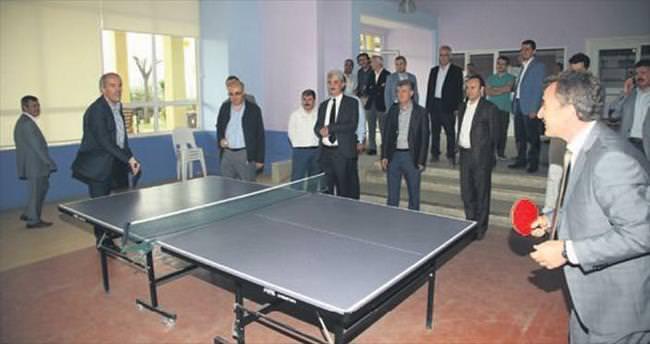 Yenişehir'de dört mevsim spor
