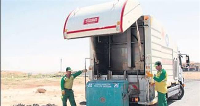 Şahinbey Belediyesinden temiz konteyner çalışması