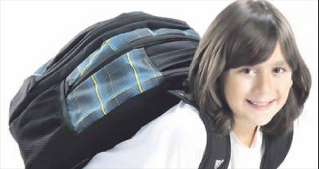 Okul çantalarına ağırlık sınırlaması