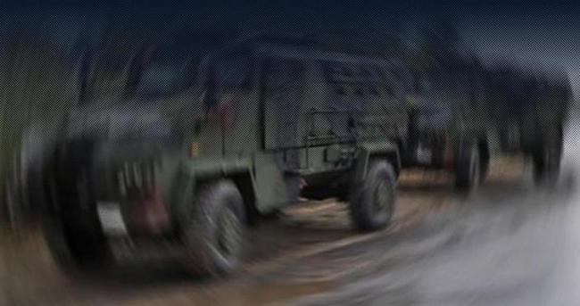 Askeri araca bombalı saldırı: 2 şehit