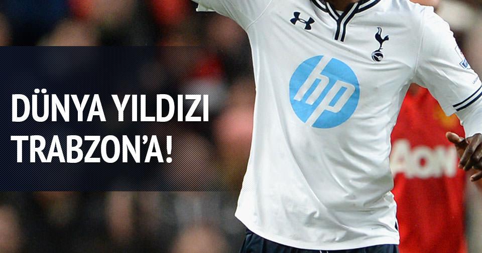 Adebayor Trabzonspor'a