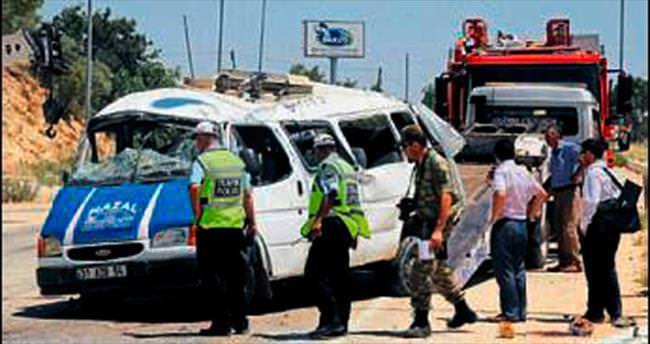 Suriyeli genç kazada öldü