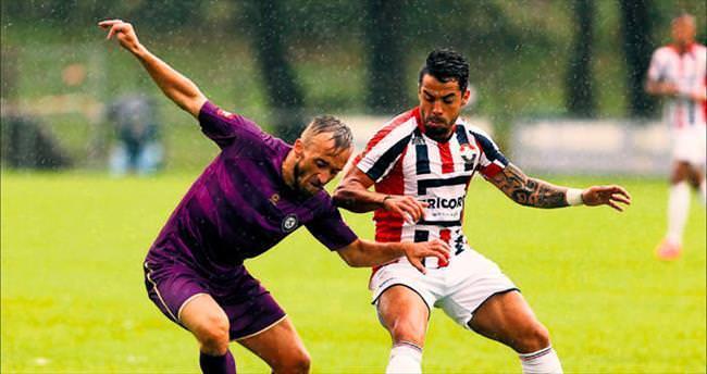 Osmanlı ikinci hazırlık maçını kaybetti