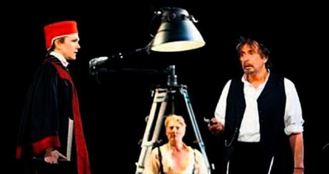 Al Pacino artık sadece tiyatroda