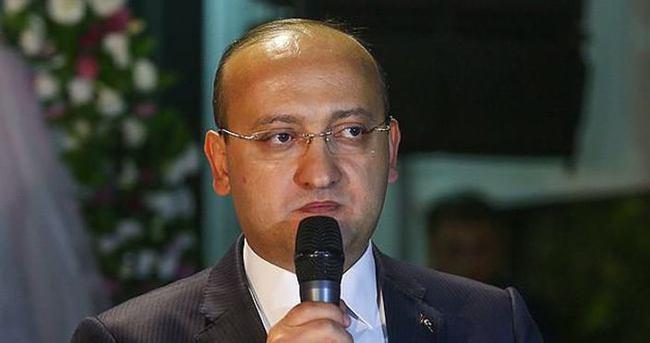 Akdoğan: Hukuka ve devlete meydan okuyan kaybeder