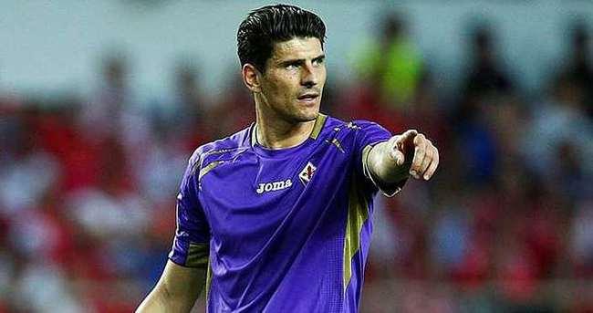 Mario Gomez, Beşiktaş'ta