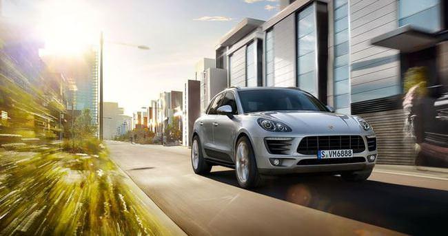 Porsche Macan Türkiye'de