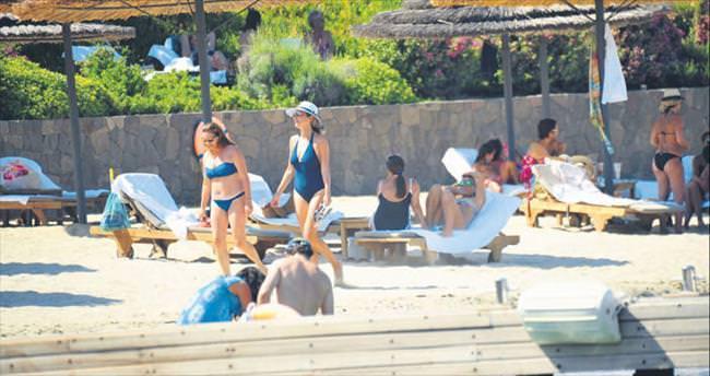 Plaj trendleri ondan sorulur
