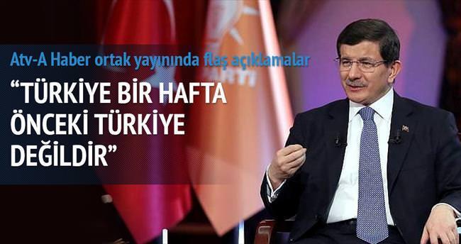 O teröristler Türkiye'yi terk edene kadar devam