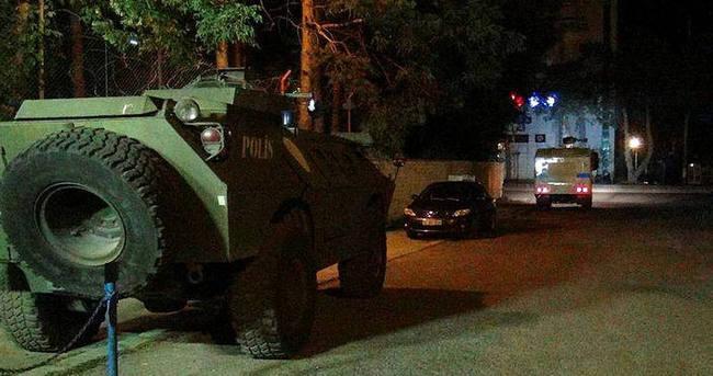 Tatvan'da güvenlik güçlerine taciz ateşi