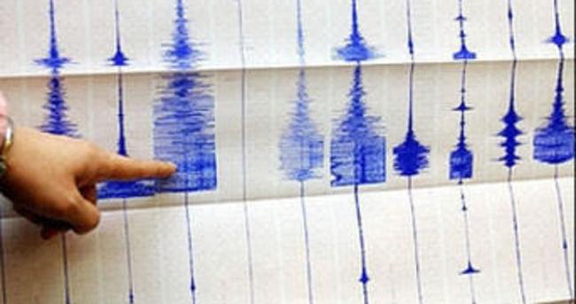Antalya'da 4.0 büyüklüğünde deprem (Son Depremler)