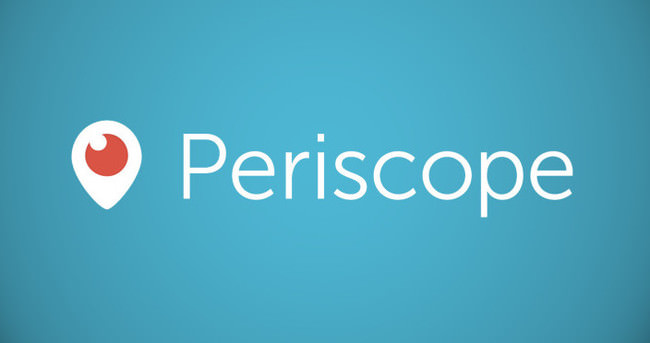 Periscope'a sessize alma seçeneği eklendi