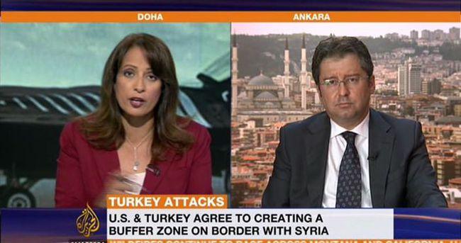 Sert: Suriyeli Kürtlerle savaşmıyoruz
