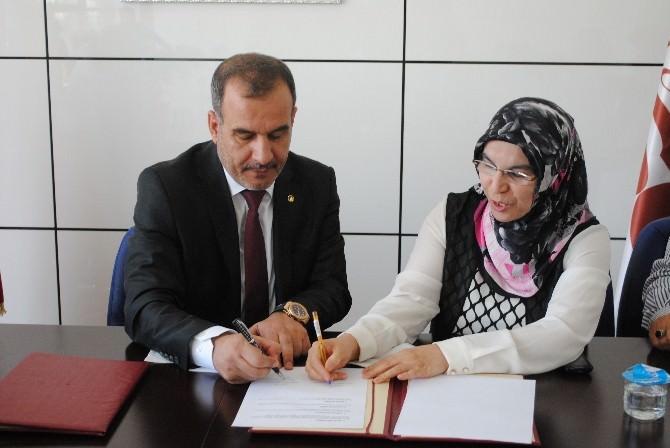 ETSO İle İş-kur Arasında Protokol İmzalandı
