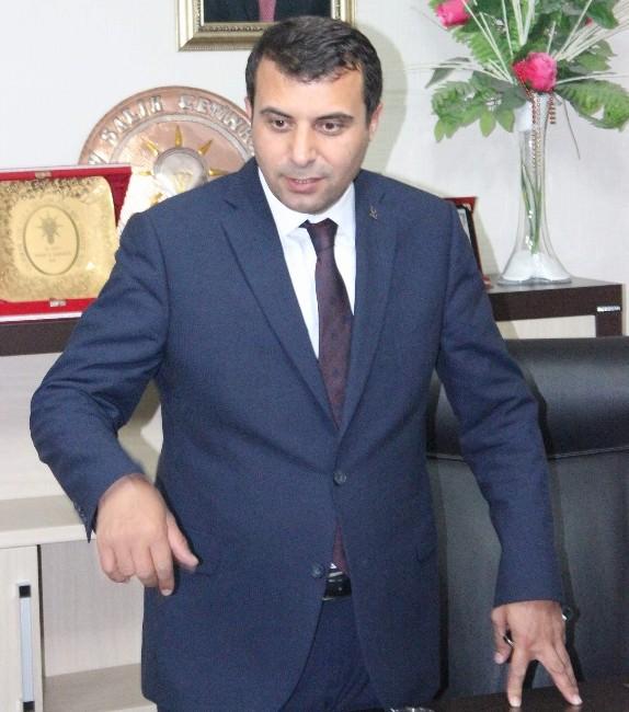 İl Özel İdare Yatırımları AK Parti Milletvekili Çetinkaya'ya Anlatıldı