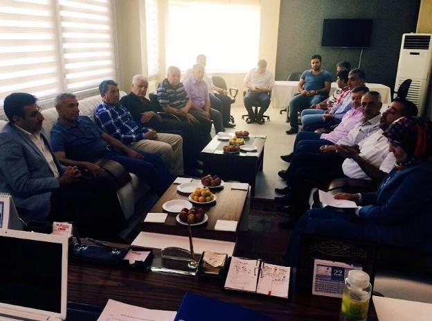 Tüfenkci, Teşkilata Teşekkür Ziyaretlerini Sürdürüyor