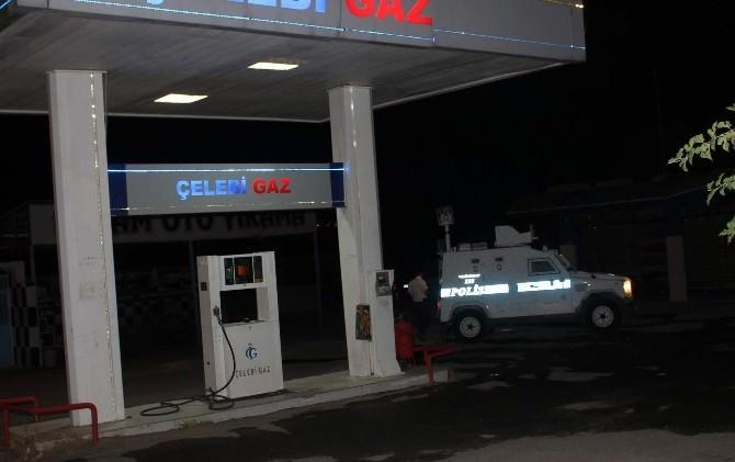 Siirt'te Benzinliği Havaya Uçuracaklardı