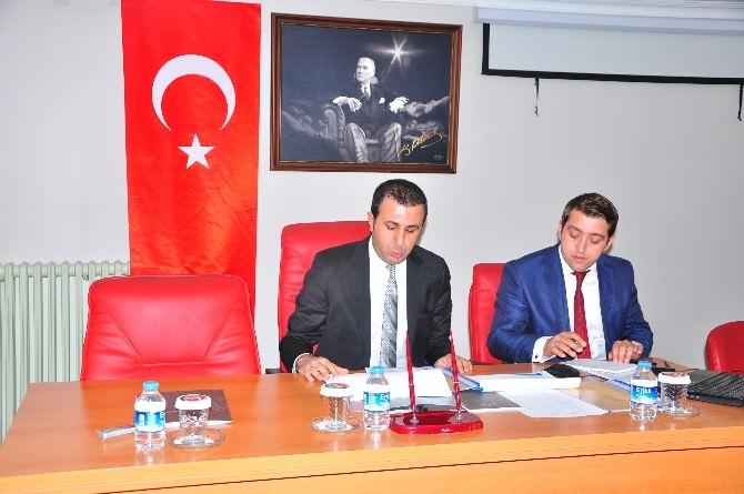 Şırnak 3. Dönem İl Koordinasyon Kurulu Toplantısı Yapıldı
