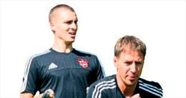 Gaziantepspor yeni sezon hazırlıklarını sürdürüyor