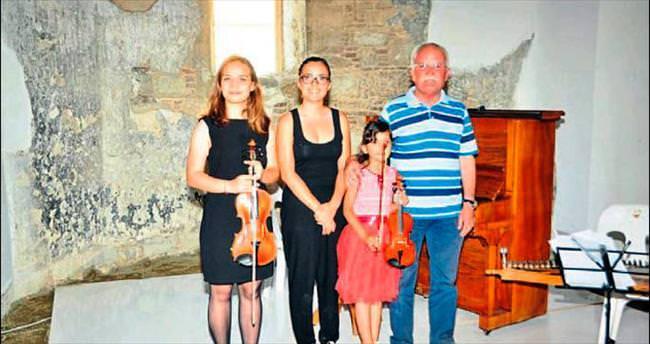 Kilisede klasik müzik