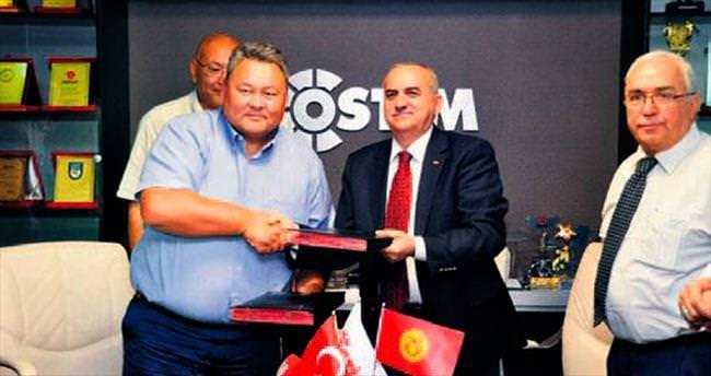OSB kurulması için destek verilecek