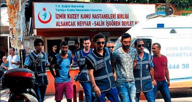 İzmir'i yakmaya hazırlanıyorlarmış