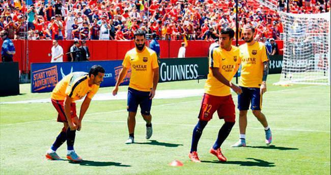 Arda'ya Barça usulü sorgu!