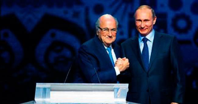 Blatter'e Nobel verin!