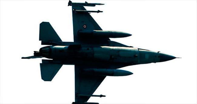 Kuzey Irak'a 6. hava operasyonu