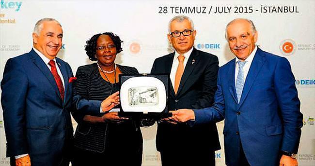 Türklerin Güney Afrika'daki cirosu 1 milyar doları aştı