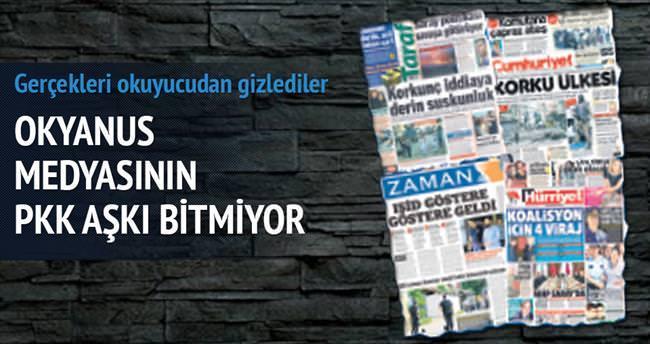 Okyanus medyasının PKK aşkı