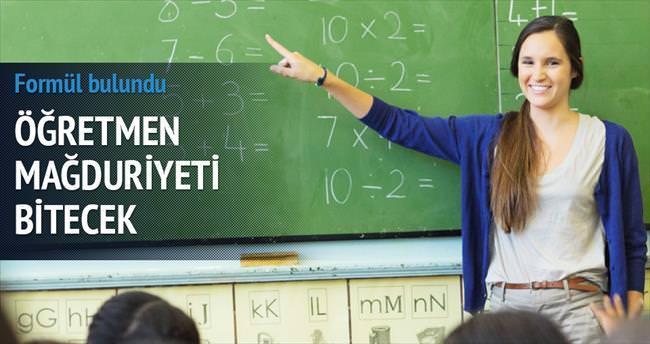 Öğretmen mağduriyetine kurs formülü