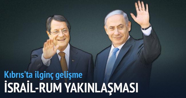 Gazda İsrail-Rum yakınlaşması
