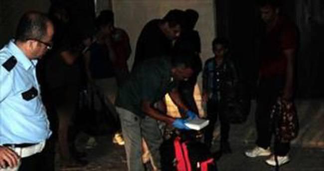 Çanakkale'de 50 kaçak göçmen yakalandı