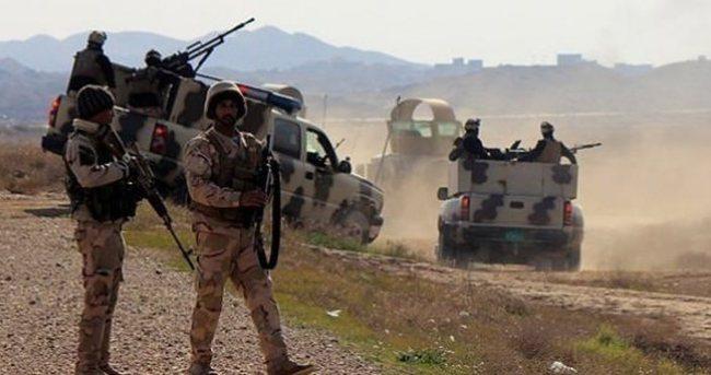 Irak'ta 117 IŞİD militanı öldürüldü