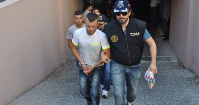 İzmir'deki gözaltılarda 9 tutuklama