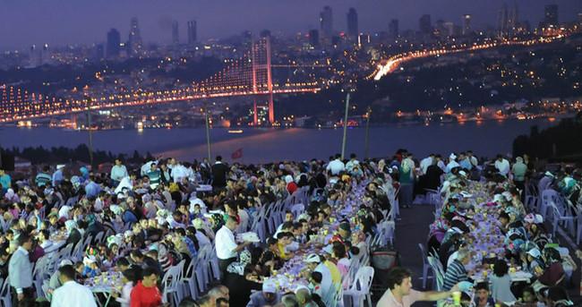 İstanbul'un Ramazan Raporu Yayınlandı