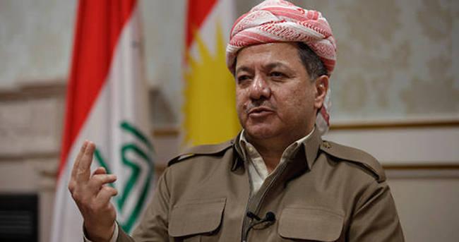 Barzani Feridun Siniroğlu ile görüştü