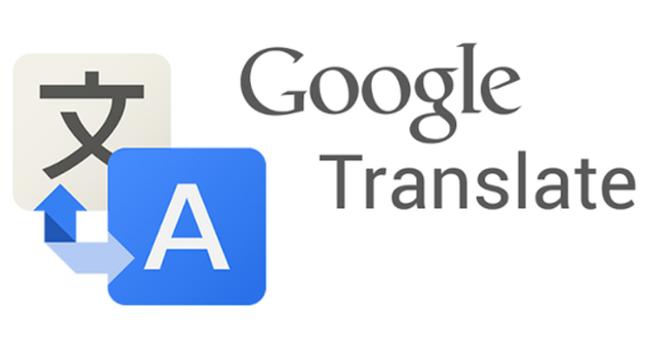 Google Translate'den Türkçe açılımı