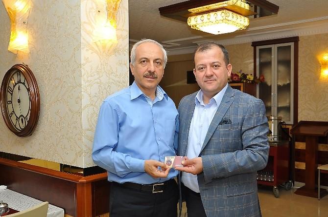 Çorum TSO'dan Belediyespor'a Destek