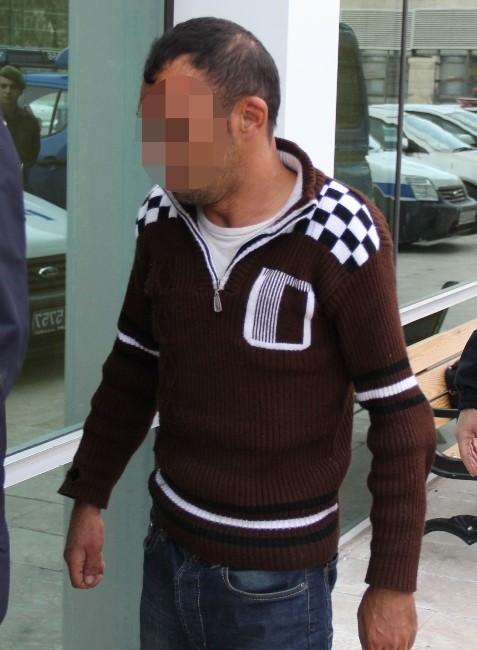 Silahla Tehditten Ceza Alan Şahıs Tutuklandı