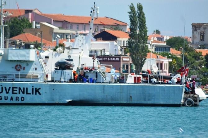Ayvalık'ta 166 Kaçak Göçmen Yakalandı