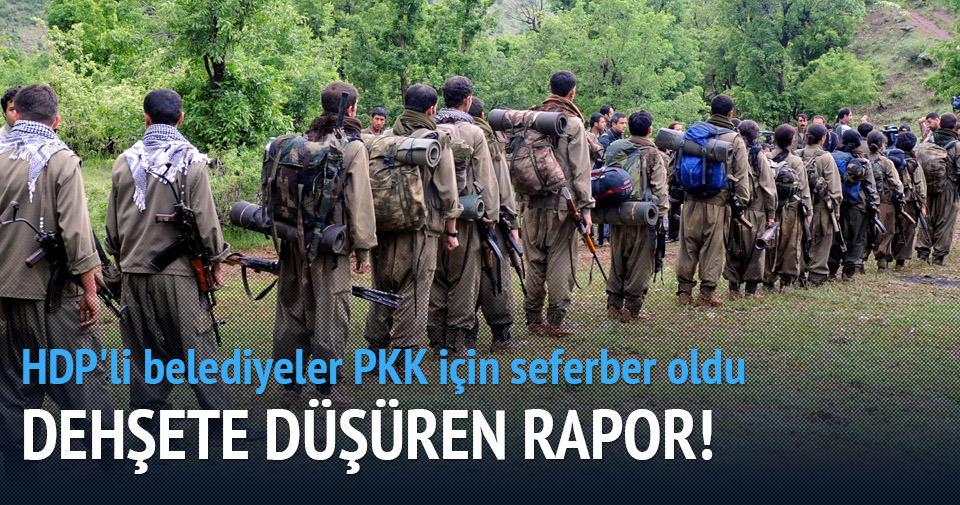 HDP PKK'ya tünel kazıyor